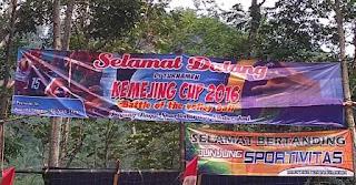 Kemejing Cup 2
