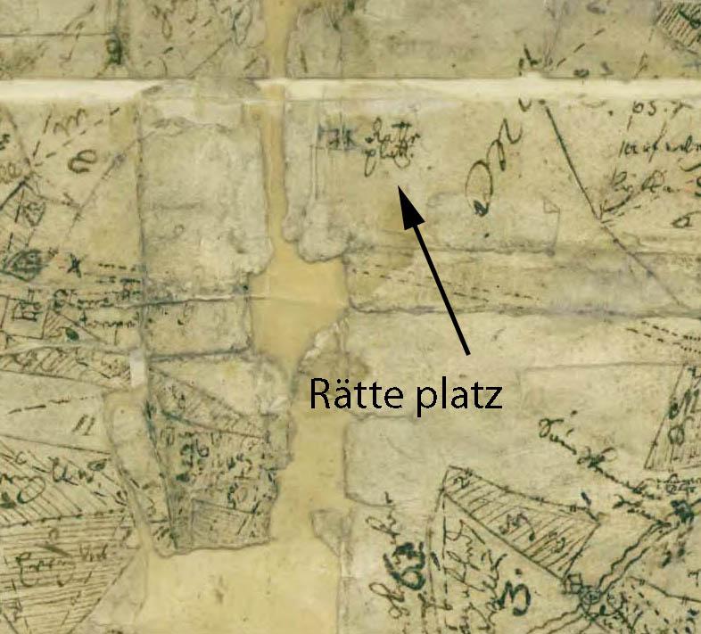gränna galgen karta Arkeologi i Jönköpings län: Dödens landskap gränna galgen karta