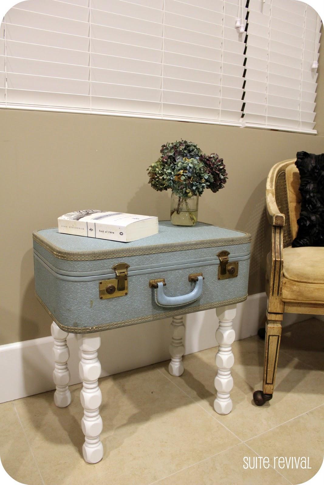 Suite Revival Suitcase Table 2