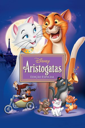 Aristogatas Torrent - BluRay 720p Dublado