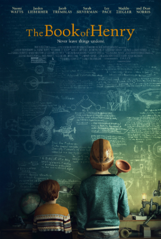 The Book of Henry [2017] [DVDR] [NTSC] [Latino]