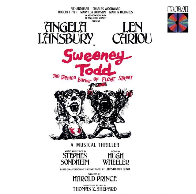 Sweeney Todd. Stephen Sondheim
