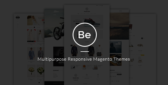 Multipurpose Magento Themes