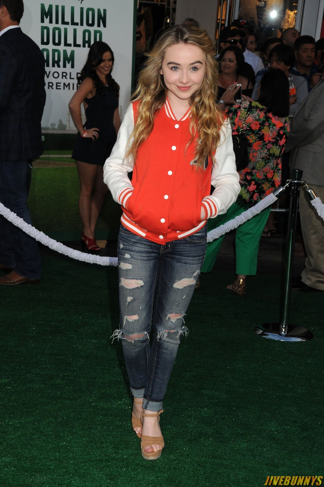 Sabrina Carpenter Teen Actress Photos Gallery 1
