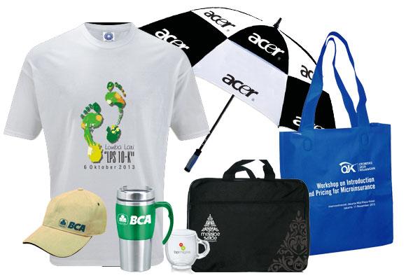 Macam-macam Merchandise Promosi