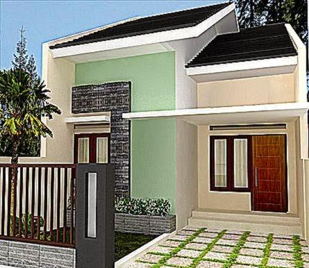 Spesial 38 Desain Interior Rumah Type 21