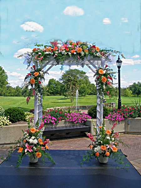 quality silk plants blog outdoor wedding flower ideas. Black Bedroom Furniture Sets. Home Design Ideas