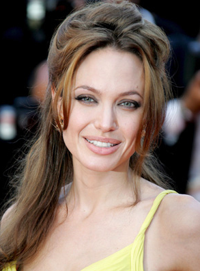 Angelina Jolie Red Hair Color Make Hairstyles 2015
