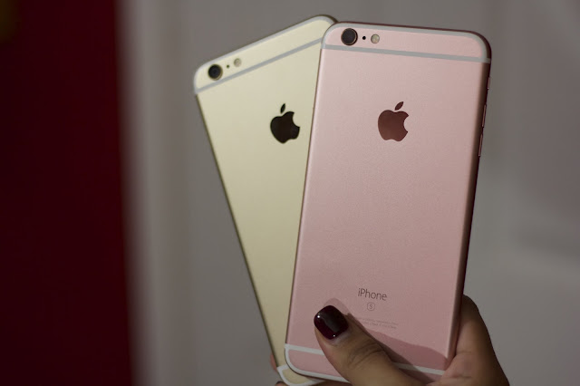 Iphone 6s Plus Rose Gold 4