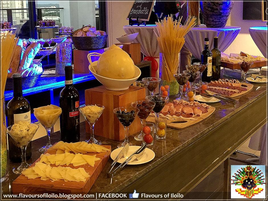 La buona cucina italiana at seda hotel atria flavours of for La cucina italiana