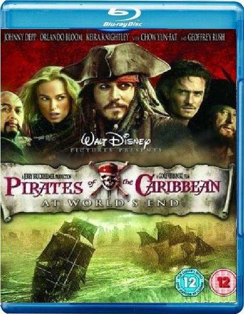 Pirates of the Caribbean at the world's end scene in hindi