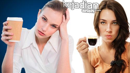 cara unik minum kopi