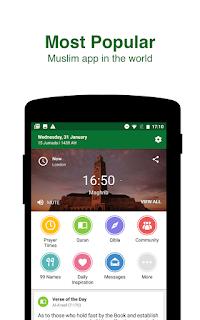 Muslim Pro screenshot 0