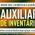 CONSULTORIA REALIZA SELEÇÃO PRESENCIAL PARA AUXILIAR DE INVENTÁRIO