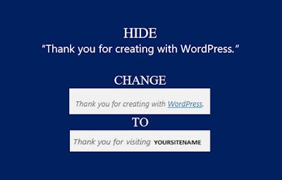 hide-thank-you-for-creating-with-wordpress-2