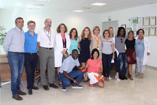 Más de 500 personas del Departament de Salut València La Fe han participado en el programa Mihsalud en 2017