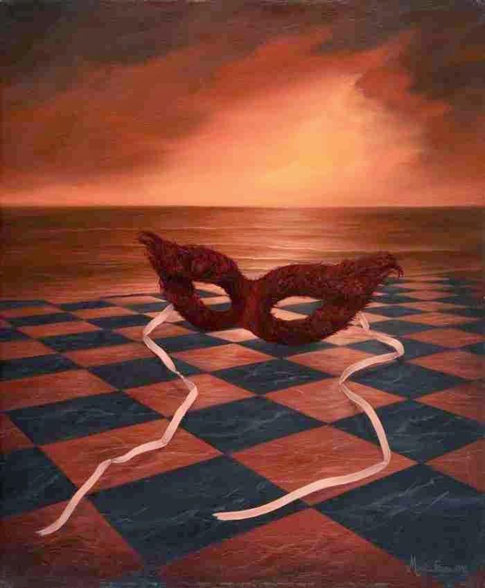 Мир контрастов и противоречий. Monica Fagan