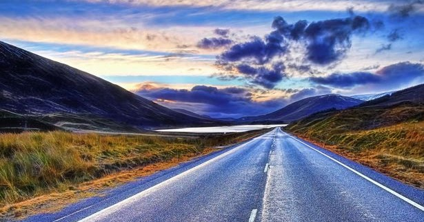 Cute Baby Wallpaper Hd Free Download 8 Beautiful Scenic Drives In Scotland Most Beautiful
