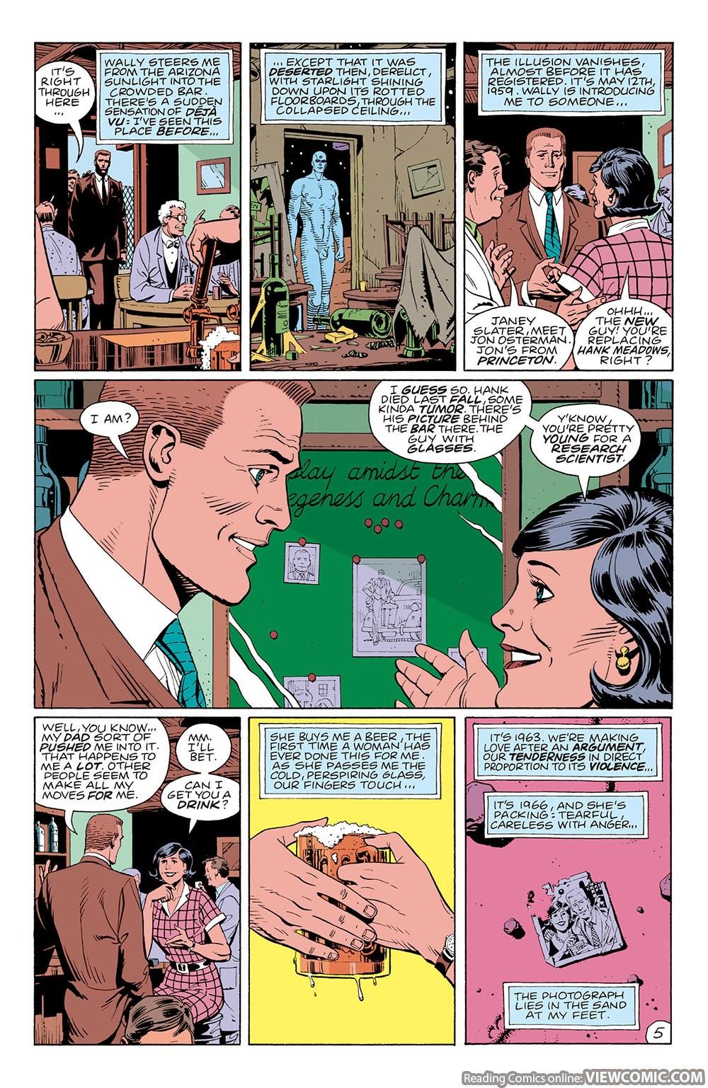 watchmen 04 viewcomic reading comics online for