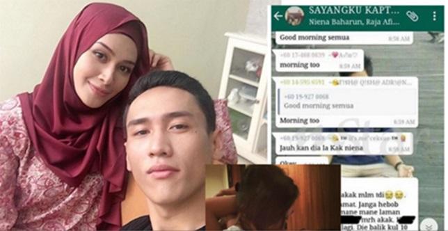 """""""Aku Dah Tidur Dengan Raja Afiq Malam Tadi, So Tak Payah Kecoh-Kecoh!"""",Akhirnya Nina Baharun Terpaksa Berlaku Jujur Kenapa Sanggup Tidur Bersama Raja Afiq Sampai Gambar Kecoh Di Laman Sosial"""