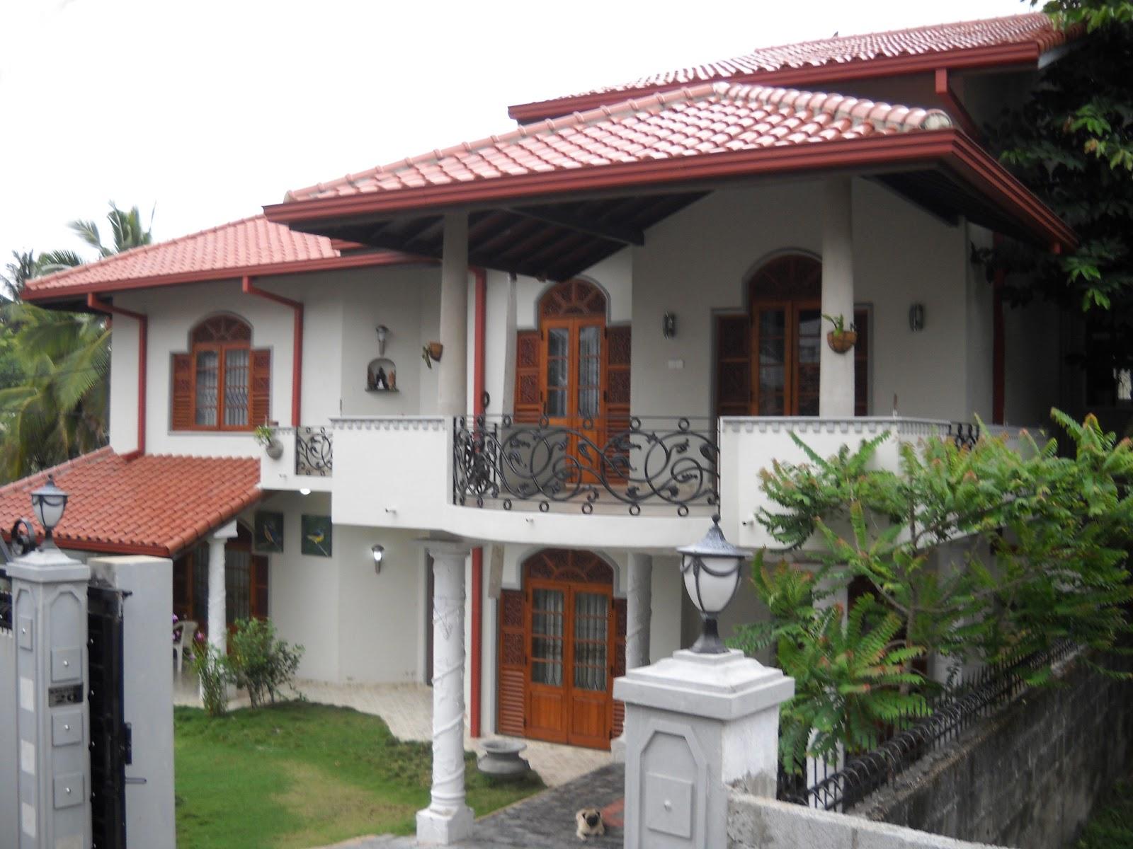Modern House Plans : House At Nugegoda