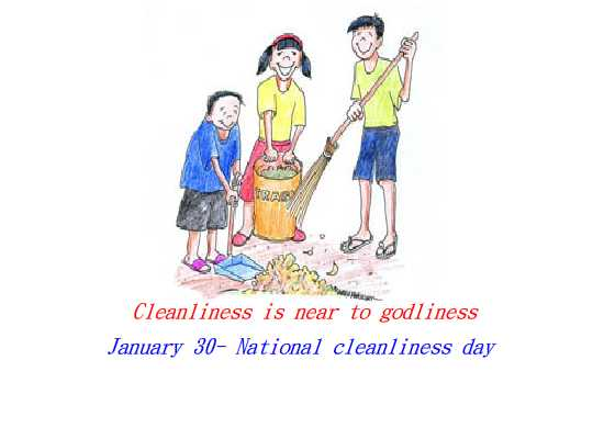 Cleanliness is Next to Godliness Essay for Students [ Words]