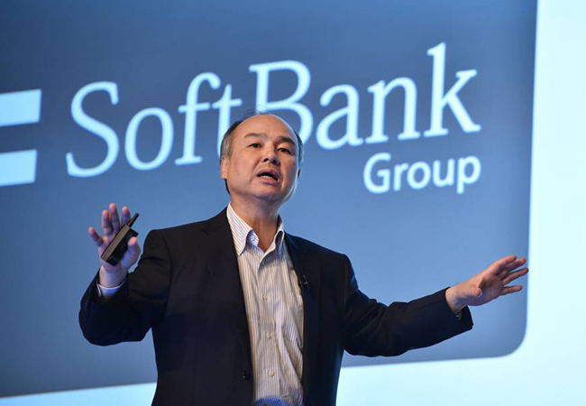 Tinuku Masayoshi Son says Japan is stupid to disallow ride-sharing