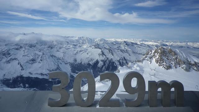 3029 m Kitzsteinhorn Österreich im Radioreise Podcast
