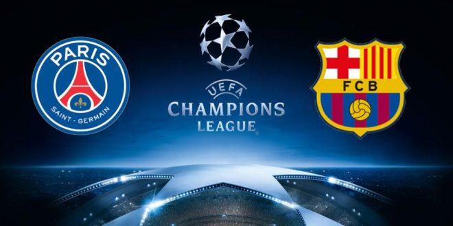 مشاهدة مباراة برشلونة وباريس سان جيرمان بث مباشر بتاريخ (08-03-2017) دوري أبطال أوروبا
