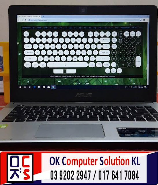 [SOLVED] SERVICE & UPDATE WINDOWS LAPTOP ASUS | REPAIR LAPTOP AMPANG 6