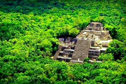 mayas imperio