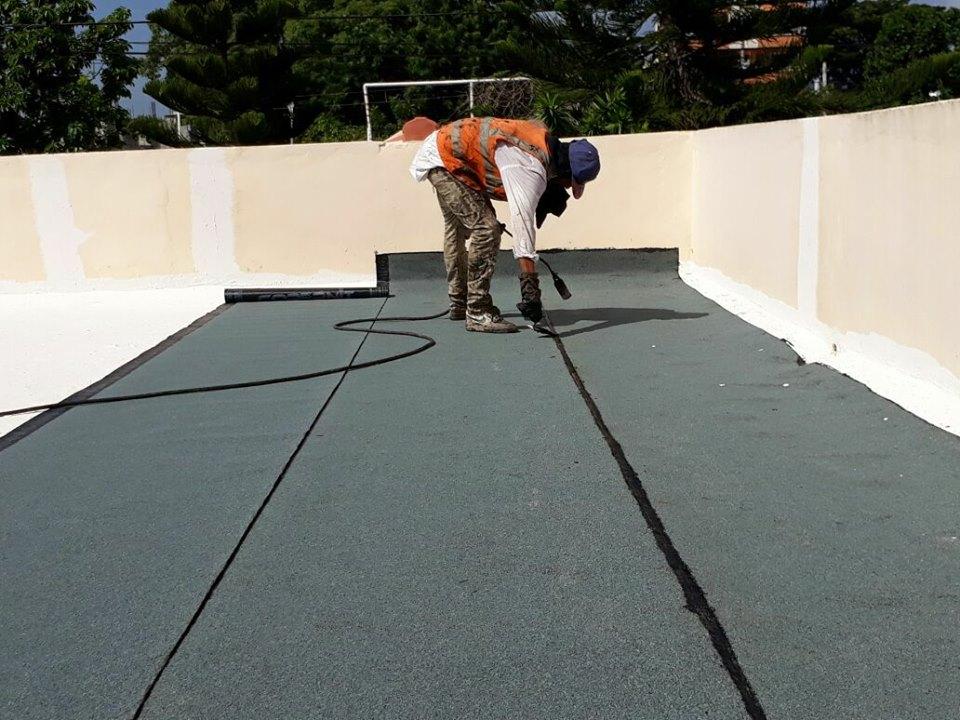 Empresa de aplicaci n de impermeabilizantes y lona - Impermeabilizante para paredes ...