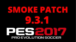 PES 2017 SMoKE Patch Update 9.3.1