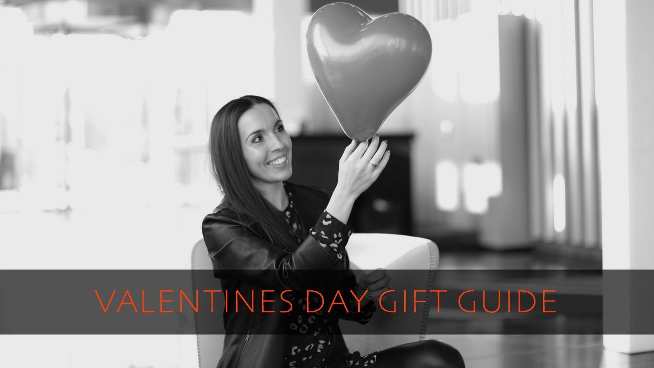 Schön Valentinstag Gift Guide (für Männer)