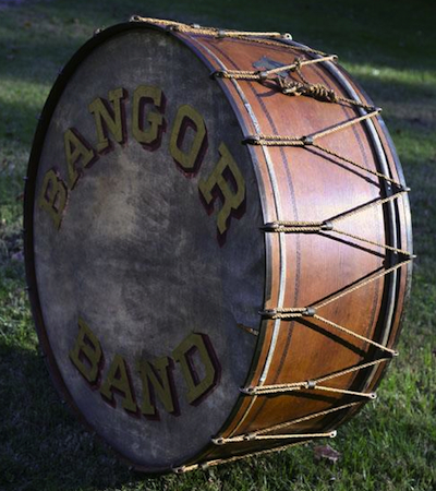Late 1800s Ditson Bass Drum