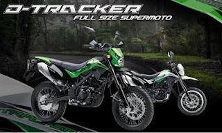 Harga Kredit Kawasaki D-TRACKER 150