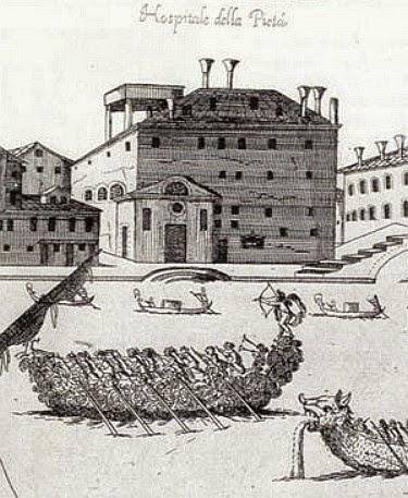 Ospedale della Pietà, Venice
