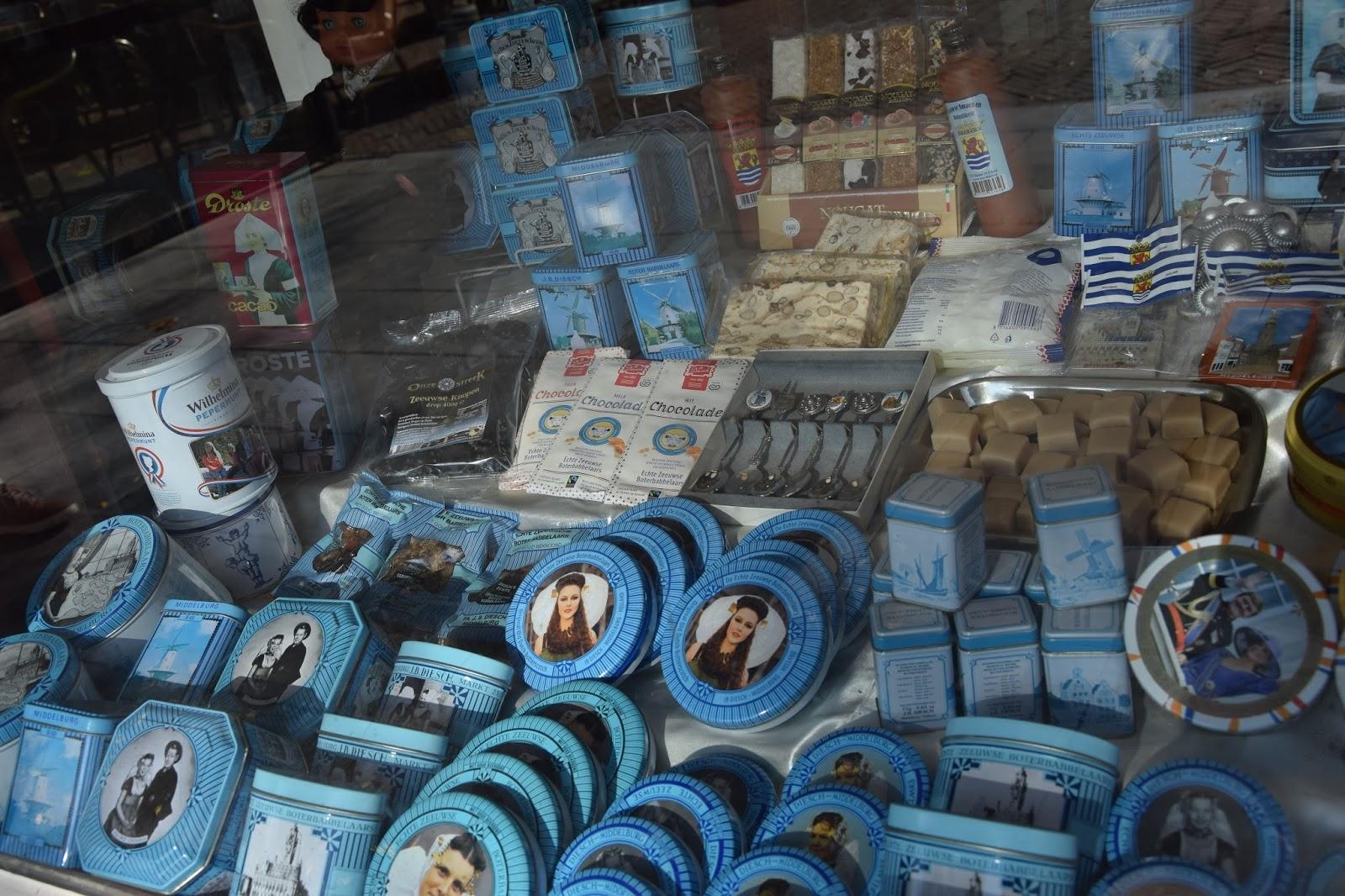 Middelburg produkty lokalne