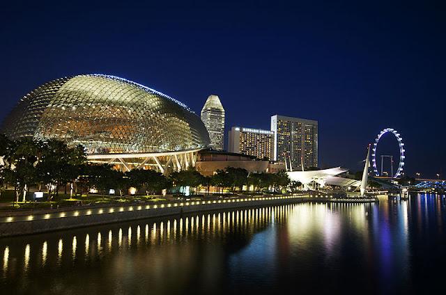 Esplanade Tempat Wisata di Singapura : tempatwisata.biz.id