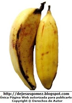 Foto de plátanos de la Isla de Jesus Gómez