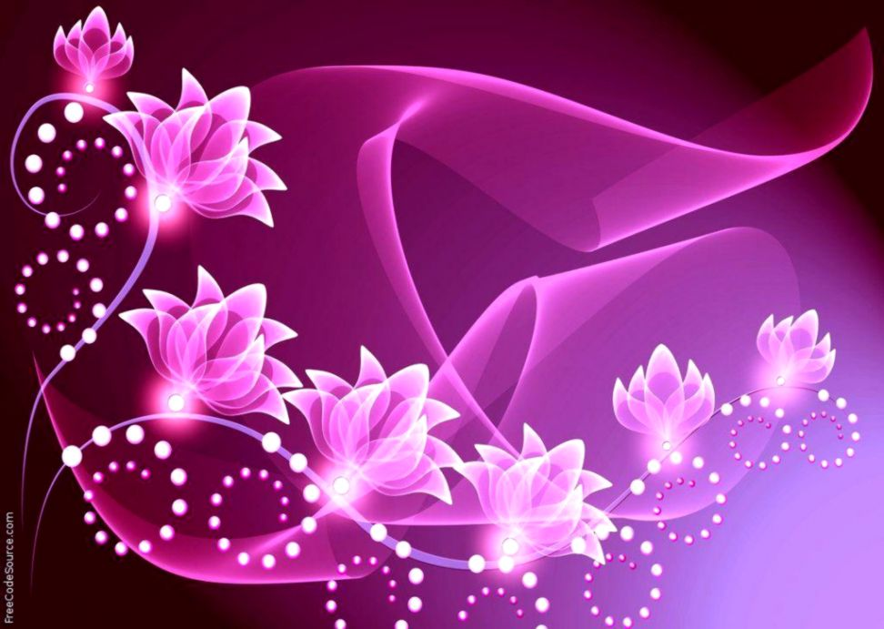 Desktop Wallpaper Abstract Pink Wallpapers Pc