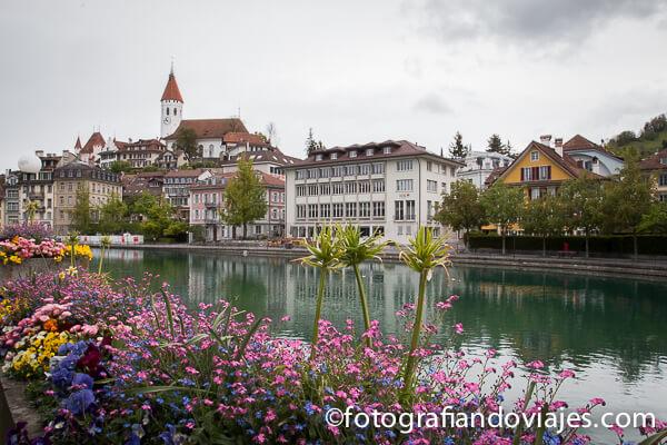 Castillo de Thun, Suiza