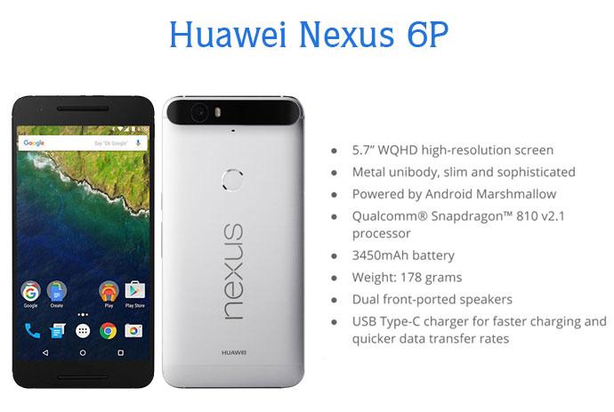 Huawei Nexus 6P : GPS  come accenderlo e come spegnerlo