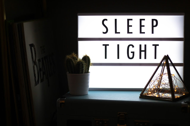 Sleep Tight, Lightbox, Tumblr, ME, Chronic Fatigue, Spoonie