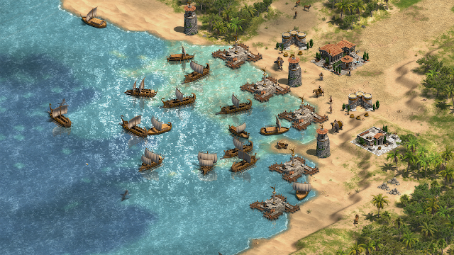 Age of Empires: Definitive Edition se retrasa para 2018