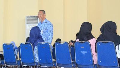 PUDIR III Pantau Jalannya Tes Wawancara SIPENMARU Jalur PMDP 2017