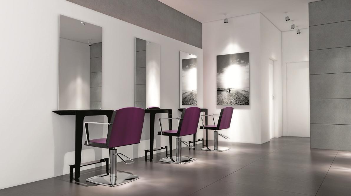 Attrezzature estetica arredamenti e attrezzature per for Arredamento parrucchieri outlet