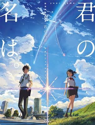 Your Name - Visual Guide de Makoto Shinkai