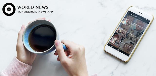برنامج World news all around the world  للأندرويد