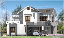 New Model Kerala House Design